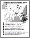 Midcoast Cheese Trail Map