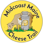 Midcoast Maine Cheese Trail logo