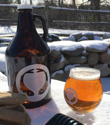 Odd Alewives Farm Brewery Farm- Waldoboro