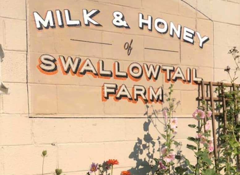 Milk & Honey of Swallowtail Farm